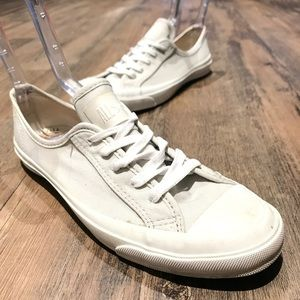 Converse trainer low top sneakers in cloud gray